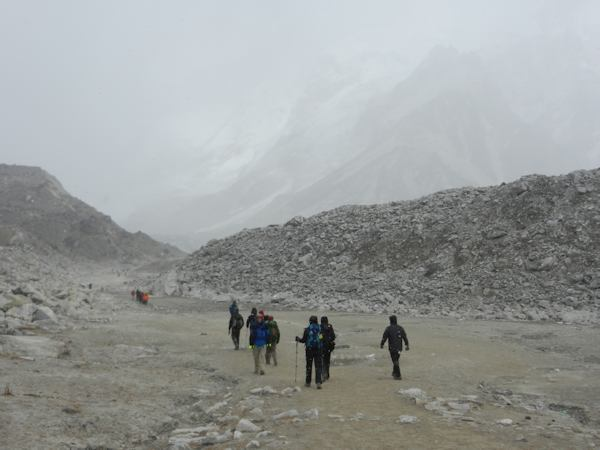 Headed Out to Everest Base Camp