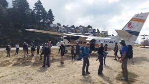 Landing in Phapla