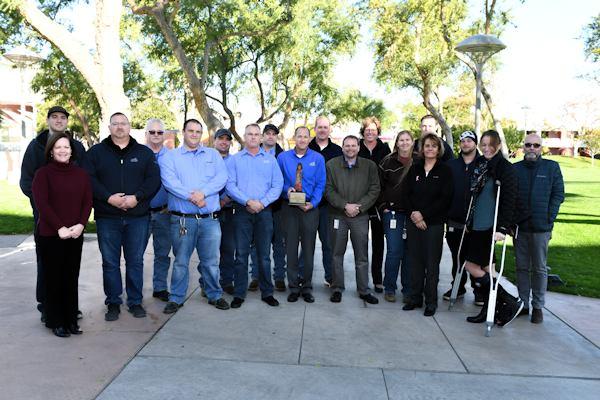Scottsdale Honors Its Employees A Peek At The Peak Magazine