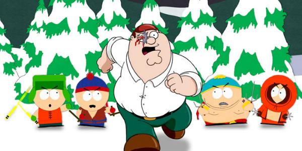 Sonic Fall November Wallpaper South Park V Family Guy A Peerie Yarn