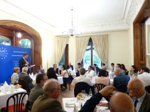 Wednesday, 8 June 2016 - Dinner Debate: CAN EUROPE SURVIVE BREXIT?