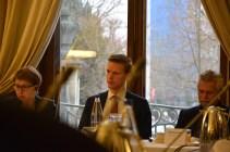 Jan Huitema, Vice President of the European Parliamentary Association, MEP