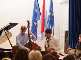 Jazz Music concert with the Maxime Bender Quartet