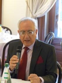 Joseph Filletti, Permanent Reprentative of Malta to the Council of Europe