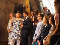 Wednesday 14 June 2017 - Presentation of the new tram line Strasbourg – Kehl