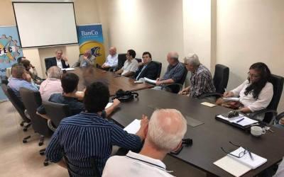 Reunión para fortalecer la forestoindustria de Corientes