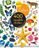 Selección de libros de pegatinas reutilizables (Montessori friendly)