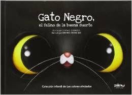 Reseña: «Gato Negro, el felino de la buena suerte»