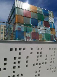 Anna Laura en el Museo Pompidou – Málaga