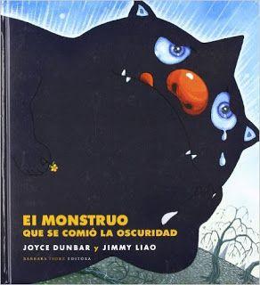 Reseña: «El monstruo que se comió la oscuridad»
