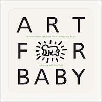 Selección de libros para bebés (contraste visual)
