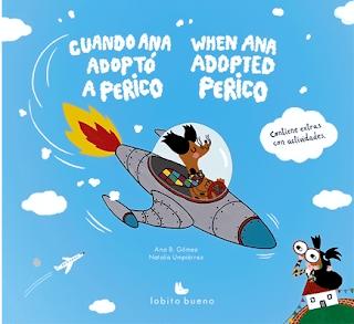 Reseña: «Cuando Ana adoptó a Perico/When Ana adopted Perico»