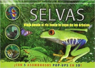 Reseña: «Selvas» (pop-up en 3D)