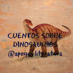 Selección de cuentos y novelas sobre dinosaurios
