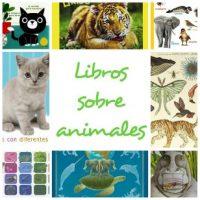 Selección de libros sobre animales (aprendizaje)