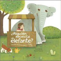 """Reseña: """"¿Alguien necesita un elefante?"""""""