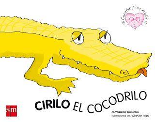Reseña: «Cirilo el cocodrilo»