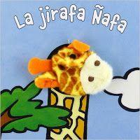 Selección de cuentos sobre jirafas
