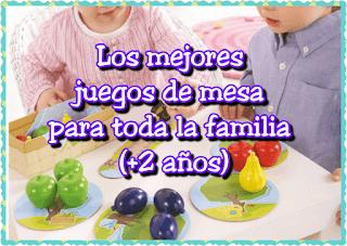 Los Mejores Juegos De Mesa Para Toda La Familia A Partir De 2 Anos