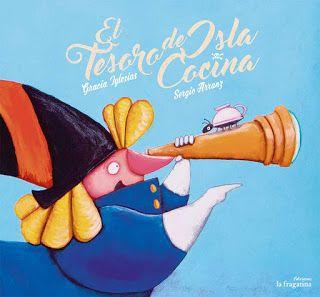 Reseña: «El tesoro de Isla Cocina»