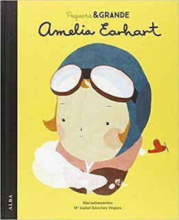 Reseña: «Pequeña y grande Amelia Earhart»