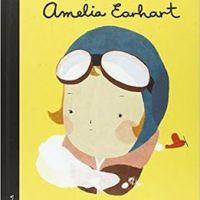 """Reseña: """"Pequeña y grande Amelia Earhart"""""""