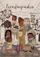 Selección de libros infantiles sobre la situación de las personas refugiadas