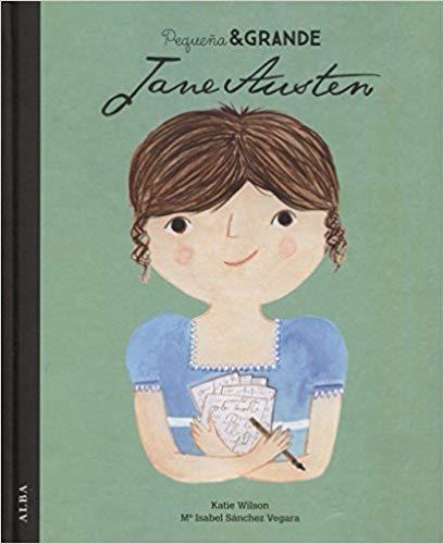 Reseña: «Pequeña y grande Jane Austen»