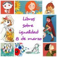 Libros para educar en equidad. 8 de marzo - Día de la Mujer