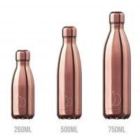 Reducir el plástico de un solo uso: botellas reutilizables