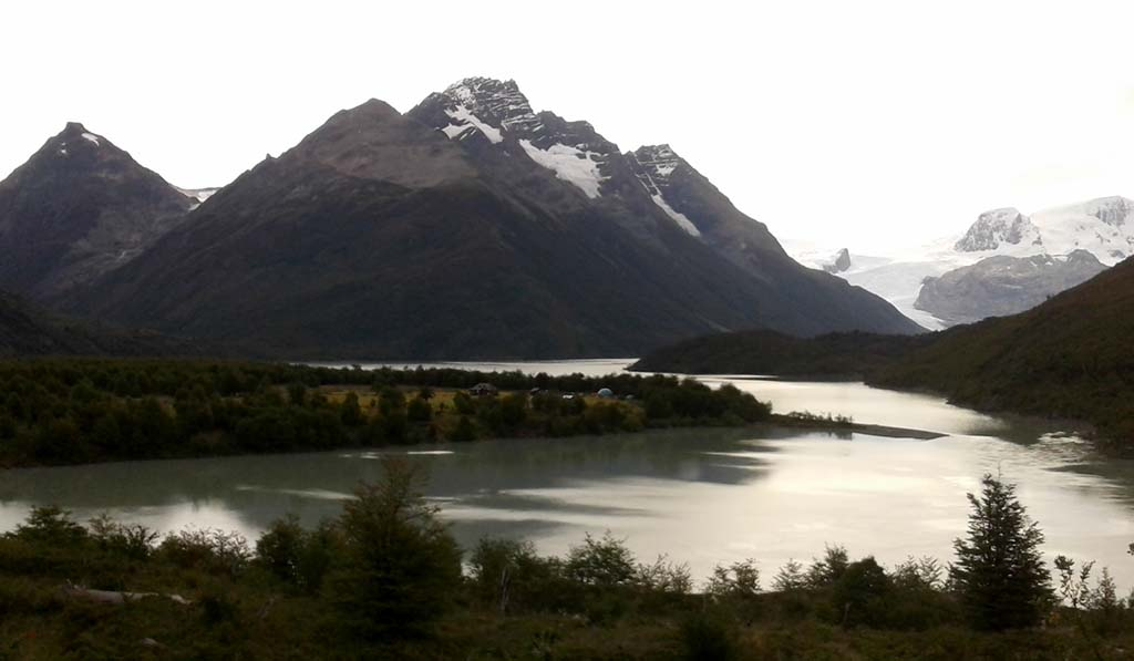 camping torres del paine dickson