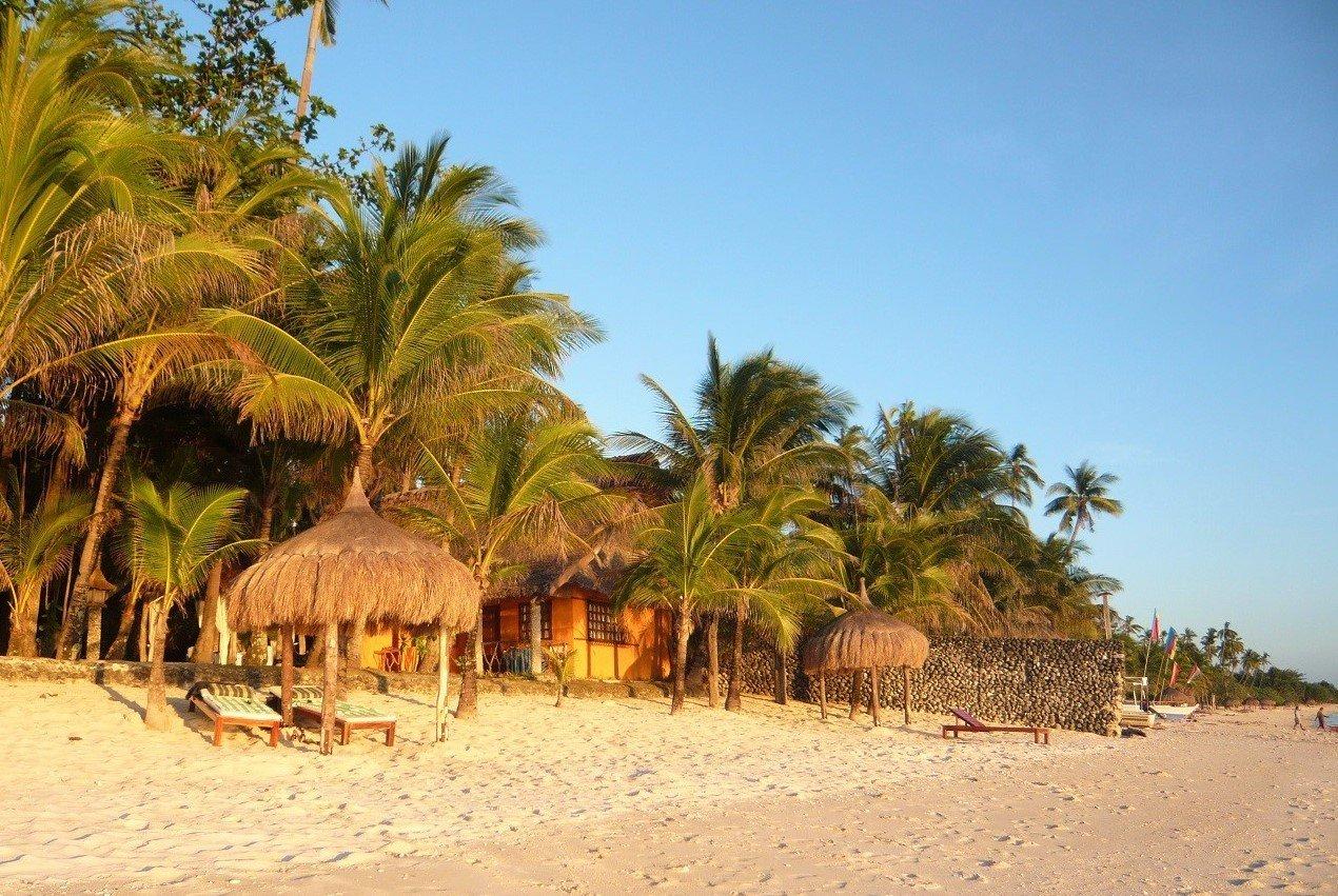 Where to Stay in Siquijor. Philippines - Coco Grove Beach Resort   Apenoni