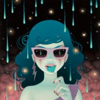 Otherworldly Characters in Paintings by Tara McPherson