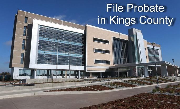 file probate in kings county