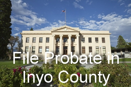 file probate in Inyo County