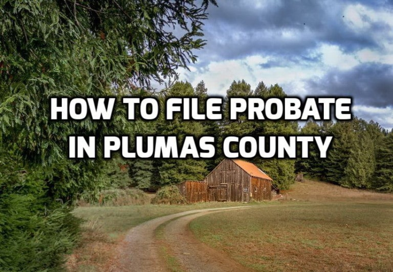 file probate in plumas county