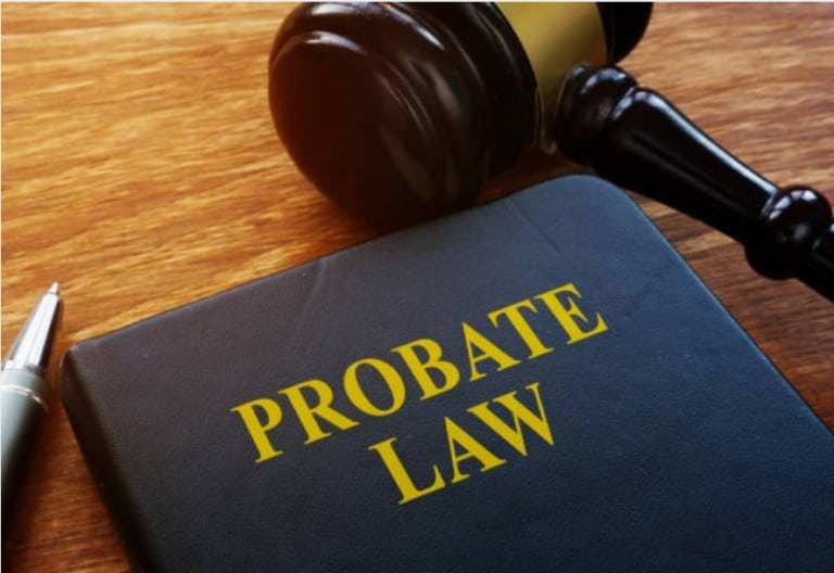 what is probate law