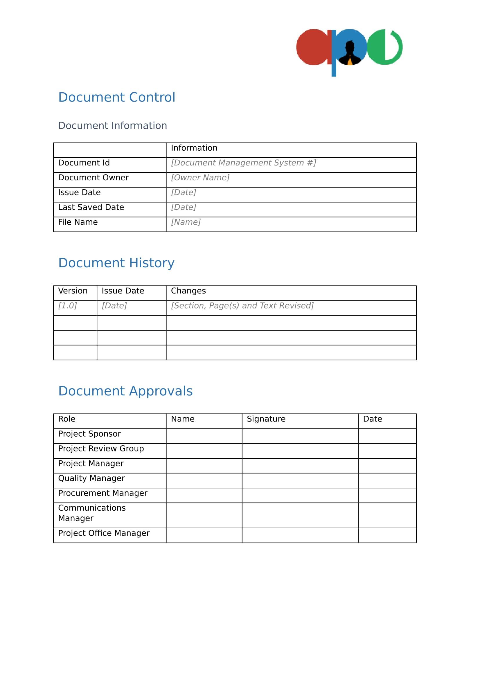 Procurement Proposal Template Vosvetenet – IT Project Proposal Template Free Download