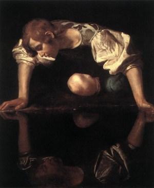 Michelangelo Merisi, dit Le Caravage (1571-1610) - Narcisse