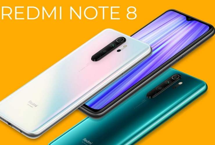 Redmi Note 8 specifications and performance