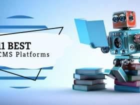 Best CMS content management systems platforms