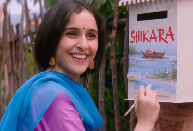Shikara Movie Review
