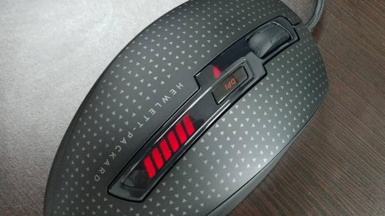 HP OMEN X9000 Wired Mouse Review, Detailed Specification