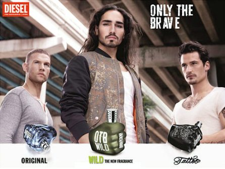 Diesel Only The Brave Wild Perfume