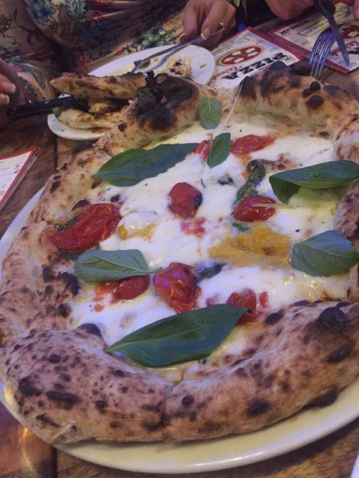 Wir lieben Pizza: Die True Italian Pizza Week