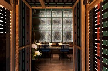 Peruanisch-japanische Nikkei-Küche in Berlin: Interior ©Marc Romero