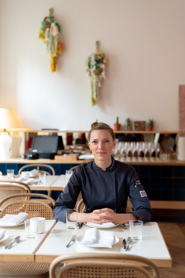 Berliner Meisterköche 2019: Sophia Rudolph