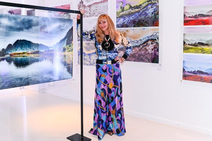 Fotoausstellung von Nanna Kuckuck: Modedesignerin zeigt digitale Arbeiten