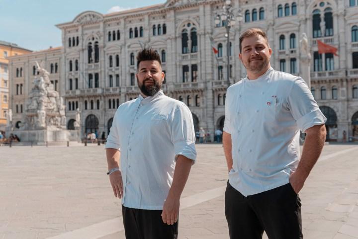 Online-Cooking-Masterclass mit Matteo Metullio von Harry's Piccolo Restaurant