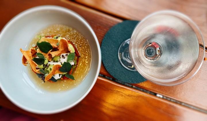 Bonvivant Cocktail Bistro: Feine Gemüseküche trifft Drinks